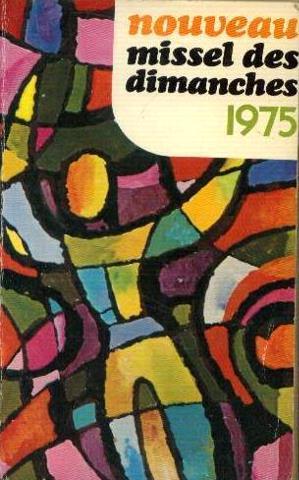 Nouveau missel des dimanches 1975: Bompois Noel, Castanié