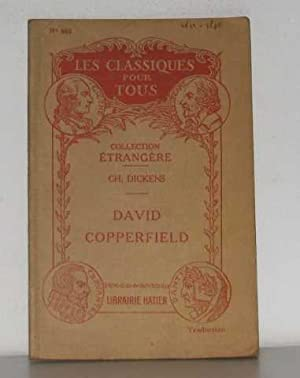 David copperfield: Dickens Ch