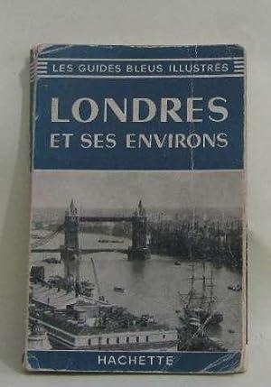 Londres et ses environs - les guides: Collectif