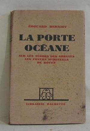 La porte océane: Herriot Édouard