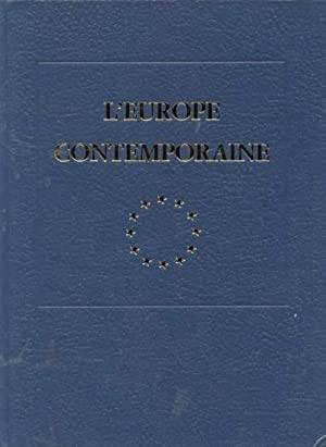 L'europe contemporaine (7 volumes)