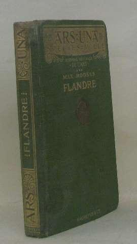 Flandre - histoire générale de l'art: Rooses Max
