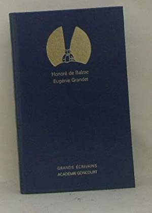 Eugénie grandet: Honoré BALZAC De