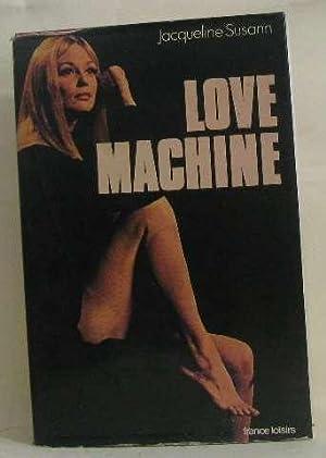 Love machine: Susann Jacqueline