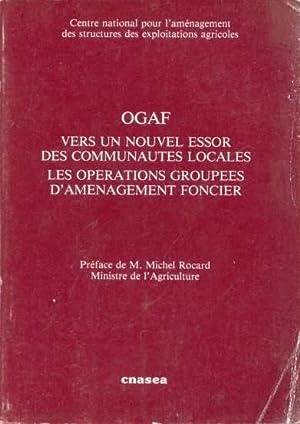 OGAF Vers un nouvel essor des communautés: Centre national pour