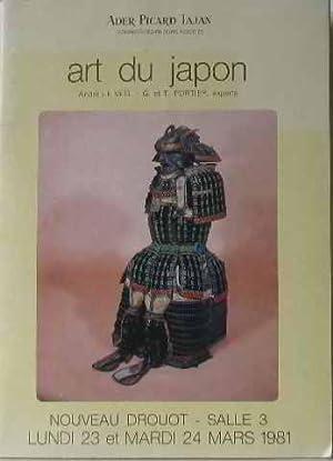 Art du japon objets d'art du japon: Tajan Ader Picard