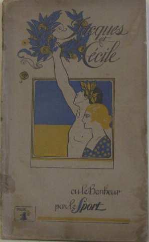 Jacques & cécile ou le bonheur par: Carpentier G. /