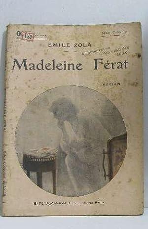 Madeleine férat: Zola Emile
