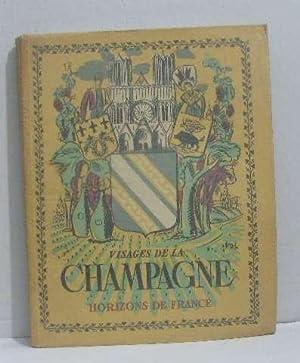 Visages de la champagne: Catel Maurice, Maillet
