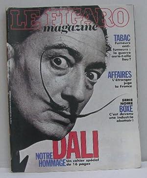 Le figaro magazine du 28 janvier 1989: Collectif
