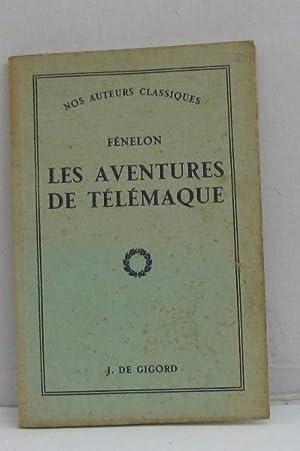 Les aventures de télémaque: Fénelon