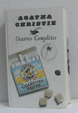 Oeuvres complètes volume VI les indiscrétions d'Hercule: Christie Agatha