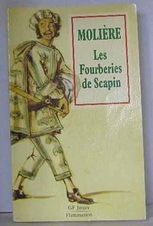 Les Fourberies de Scapin: Molière, Michel Lagier,