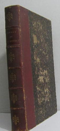 Oeuvres : poésies comédies et proverbes la: Alfred De Musset
