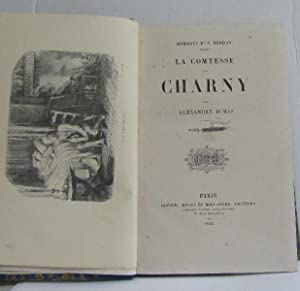 La comtesse de charny tome I et: Dumas Alexandre