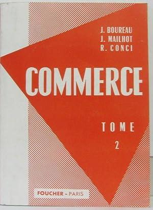 Commerce by boureau abebooks for Banque francaise du commerce exterieur