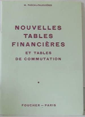 Agrafes abebooks for Table financiere