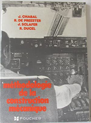 Méthodologie de la construction mécanique (diapositives inclues)
