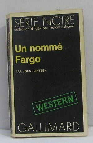 Un nommé fargo: Benteen John