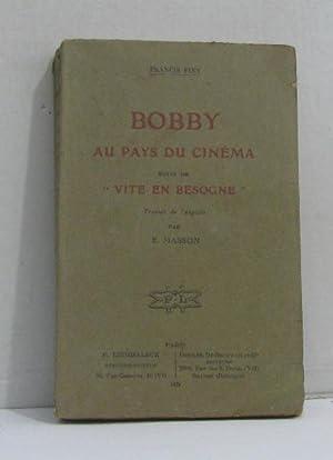 Bobby au pays du cinéma suivi de: Finn Francis