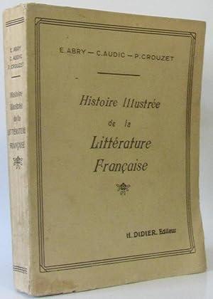 Histoire illustrée de la littérature française, précis: Abry