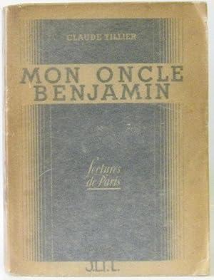 Mon oncle Benjamin: Tillier