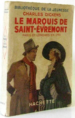 Le marquis de saint-evremont ou paris et: DICKENS Charles
