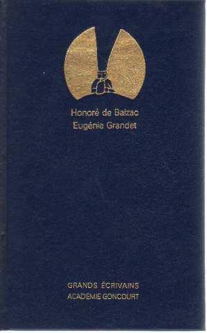 Eugénie grandet: Honoré De BALZAC