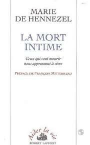 La mort intime: Marie De Hennezel