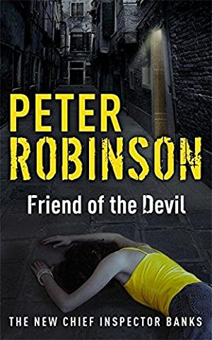 Friend of the Devil: The 17th DCI Banks Mystery
