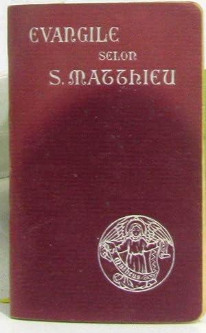 Le saint évangile de Jésus-Christ selon Saint: Crampon (traduction)