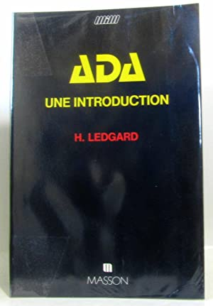 ADA. Une Introduction