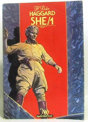 She - tome I (tome premier -: Haggard Rider