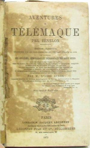 Les aventures de Télémaque: Fénelon, Auber
