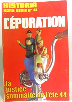 Historia hors série n°41 : l'épuration -: Collectif