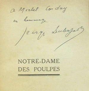 Notre dame des poulpes (hommage de l'auteur): Dubujadoux