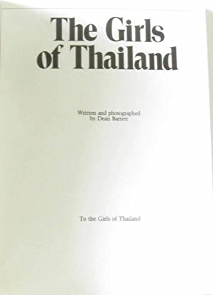 The girls of Thailand