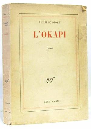 L'okapi: Diolé