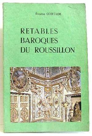 Retables Baroques du Roussillon: Cortade Eugène