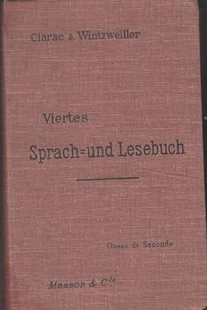 Lectures allemandes classe de seconde: Clarac E., Wintzweiller