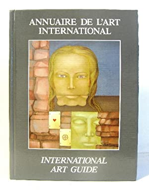 Annuaire de l'art international: Sermadiras Patrick