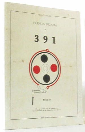 Francis Picabia et 391 Tome II (tome: Sanouillet