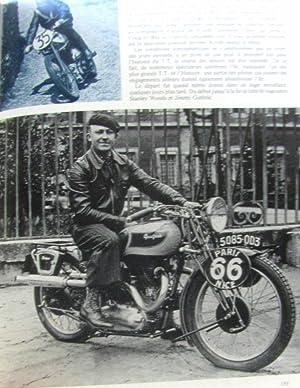 Histoire de la moto: Cyril Posthumus, Jacques