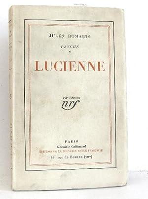 Psyché, lucienne: Romains Jules