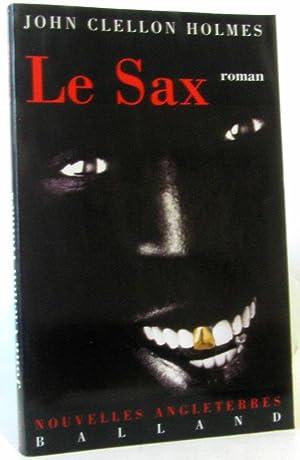 Le Sax: Clellon-Holmes John