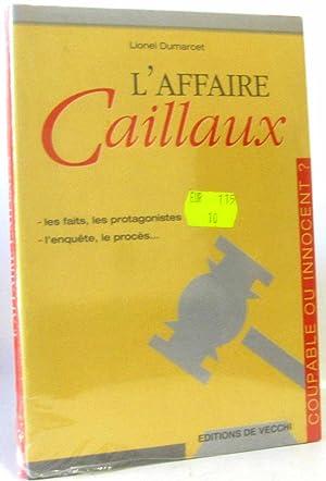 L'affaire Caillaux: Dumarcet Lionel