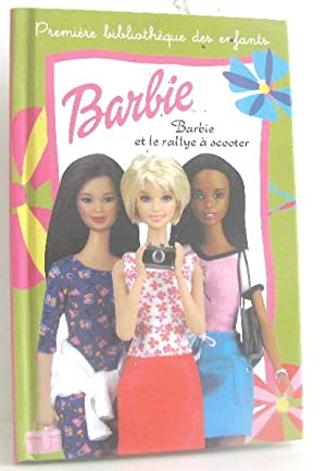 Barbie et le rallye a scooter