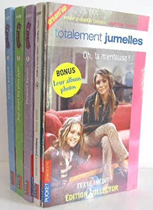 Mary-Kate and Ashley Sweet 16, 3 volumes - 2 volumes totalement jumelles : Un été parfait - nos r...