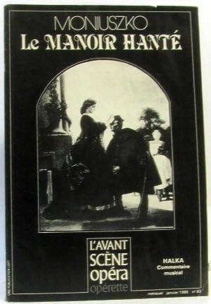 Moniuszko, le manoir hanté - L'avant scène: Collectif