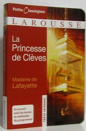 La Princesse de Clèves: Madame De Lafayette,